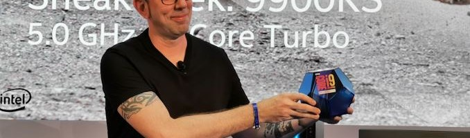 Intel a anuntat i9 9900KS