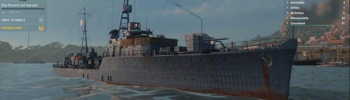 World of Warships - un joc bun de tip MMO care creeaza dependenta