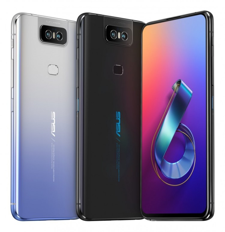 ASUS ZenFone 6 a fost lansat si are o camera foto interesanta