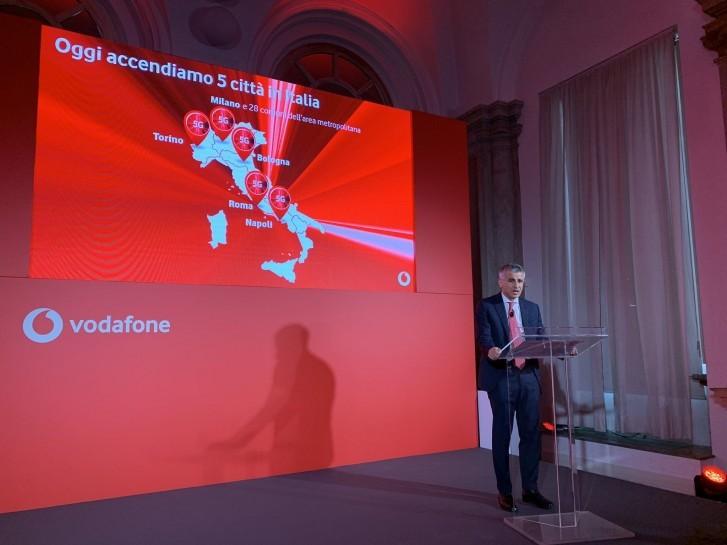 Italia este a treia tara din Europa care primeste 5G