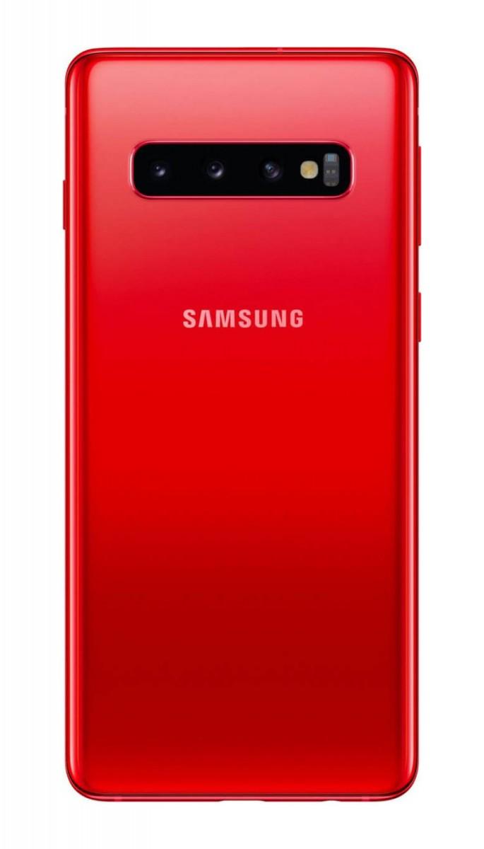 Samsung Galaxy S10 a primit o noua culoare interesanta
