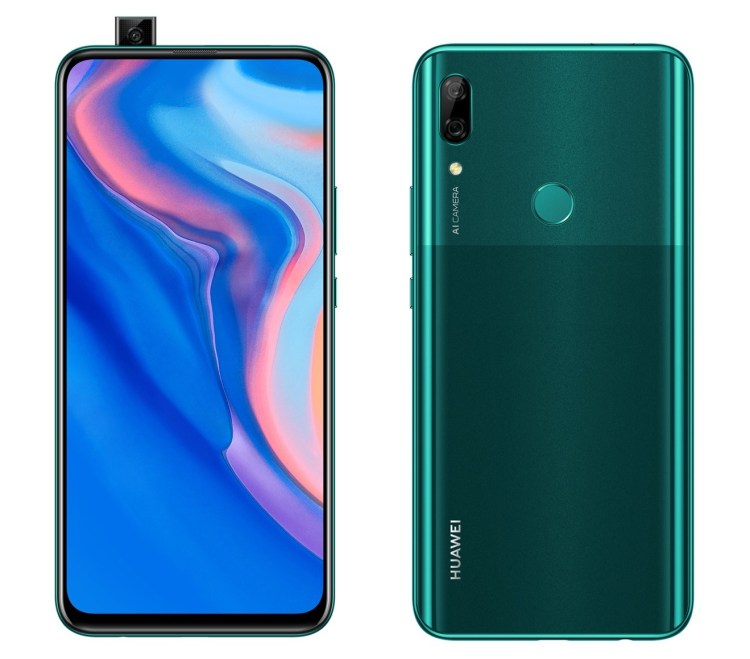 Huawei P Smart Z disponibil in Romania - telefonul cu camera retractabila