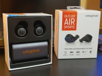Review casti wireless in-ear Creative Outlier Air Sports – vai, ce bine se aud!