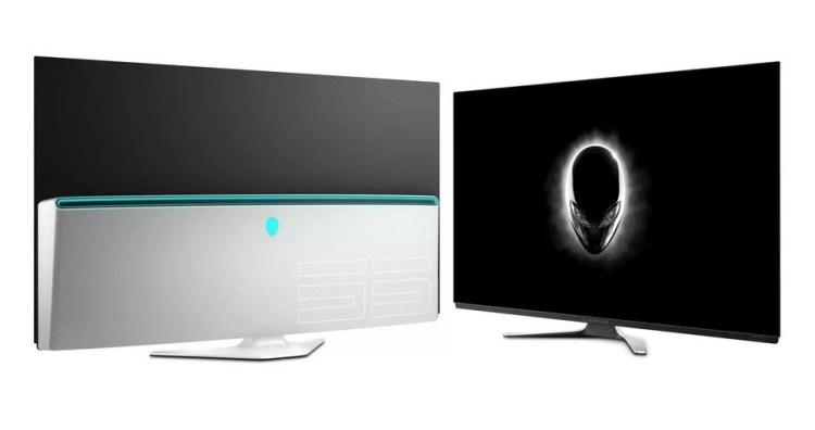 Alienware a prezentat primul monitor OLED