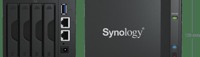 Synology anunta DS419 Slim - un NAS mic si puternic