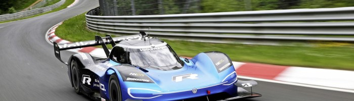 Volkswagen ID.R a facut senzatie pe Nurburgring