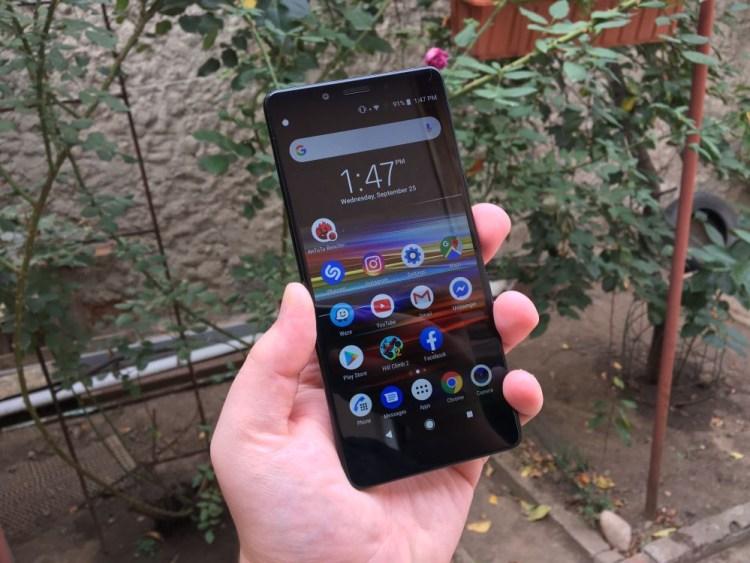 Review Sony Xperia L3 - un low cost bun
