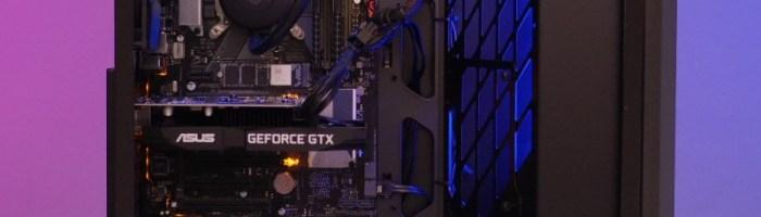 Review sistem Black Scorpion v7 by PC Garage