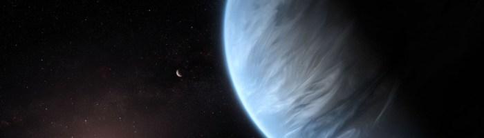 Apa descoperita pe o noua planeta