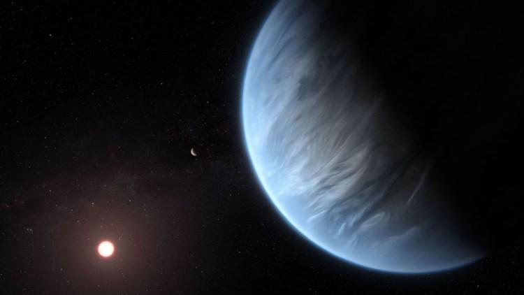 A noua planetă de la Soare