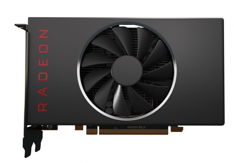 AMD Radeon RX 5500 xi 5500M - doua placi video pentru gaming in Full HD