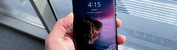 Sondaj: folosesti o folie de protectie pe ecranul telefonului?