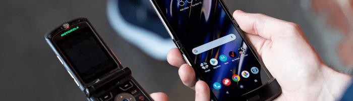 Motorola RAZR a fost lansat si este cel mai tare telefon pliabil