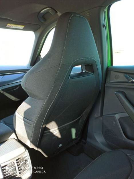 Skoda Kamiq interior scaune fata5