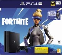 Oferta zilei: PlayStation 4 Pro 1 TB + Fortnite la 1400 lei