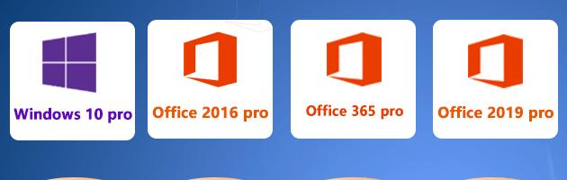Black Friday la licente de Windows 10 si Office
