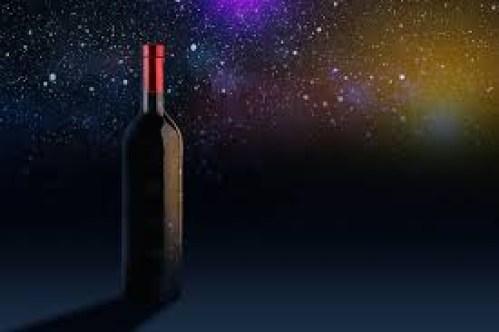 Vinul de Bordeaux a ajuns in spatiu
