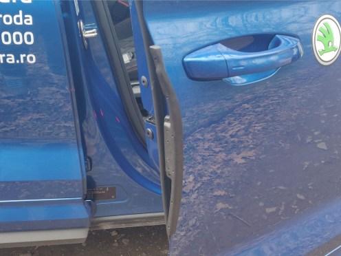 Skoda Kodiaq RS protectie portiera