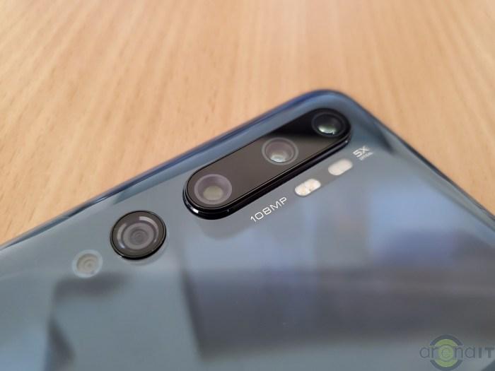 Testam... Xiaomi Mi Note 10