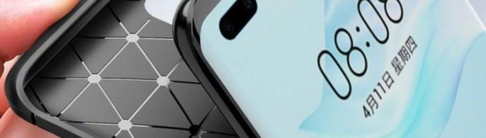Noi randari cu posibilul Huawei P40 Pro