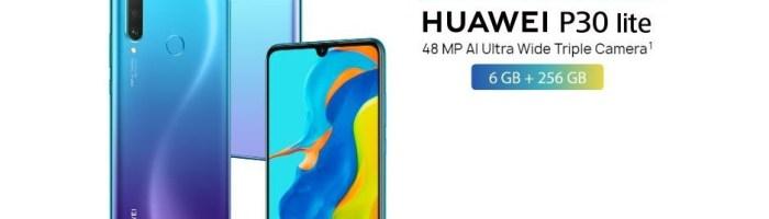 Huawei P30 Lite New Edition - model 2020 cu aplicatii Google