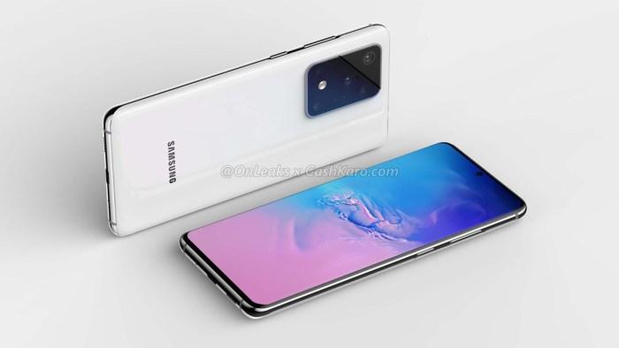 Samsung Galaxy S20 ar putea primi un feature pe care multi il asteptau
