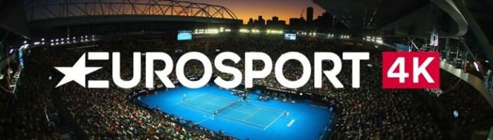 Eurosport 4K va fi disponibil din 17 ianuarie în grila UPC