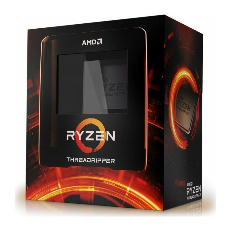 AMD Ryzen Threadripper 3990X disponibil la PC Garage