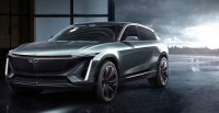 Cadillac va lansa in aprilie un crossover electric