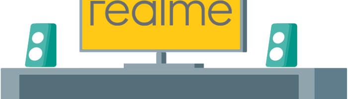 Realme va lansa un televizor smart