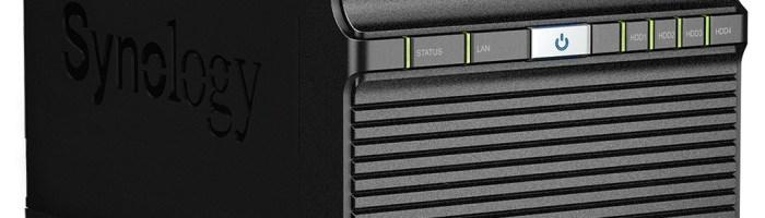 Synology a anuntat DiskStation DS420j - un NAS pentru acasa