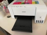Epson EcoTank L3156 – o imprimanta fara cartuse foarte buna in aceasta perioada