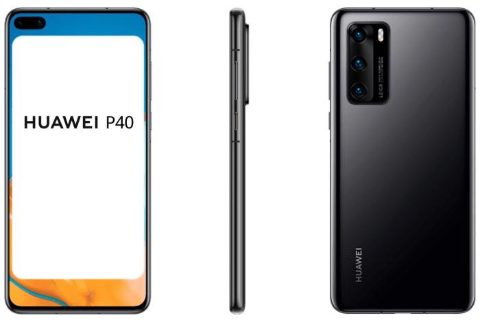 Acestea ar putea fi Huawei P40 si P40 Pro