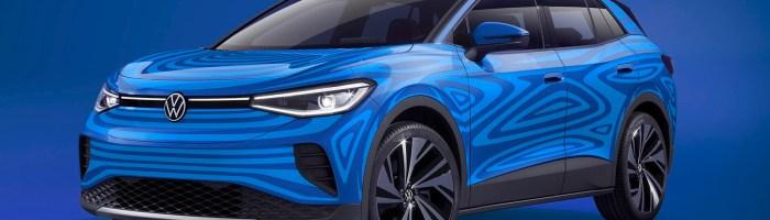 Volkswagen a confirmat ca ID.4 va fi un crossover