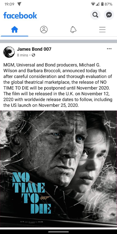 James Bond si Nokia