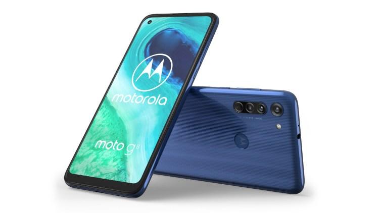 Motorola a lansat Moto G8