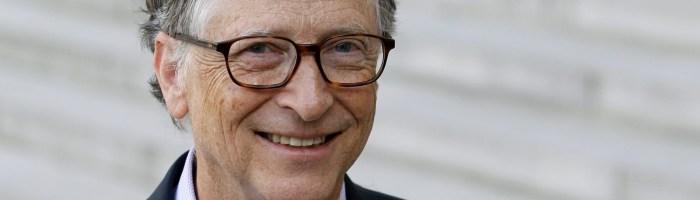 Bill Gates paraseste Microsoft