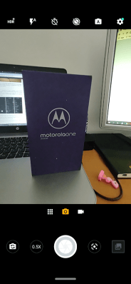 Motorola One Zoom camera foto4