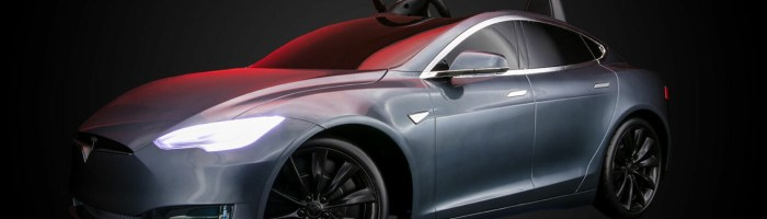 Ludicrous PC: un fel de Tesla Model S cu RTX 2080ti