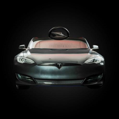 Tesla ludicrous PC frontal