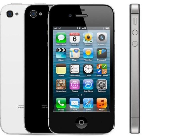 iPhone 12 va avea un design similar lui iPhone 4 si 5