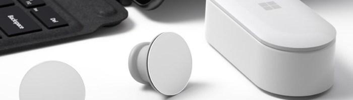 Castile Microsoft Earbuds debuteaza in Europa