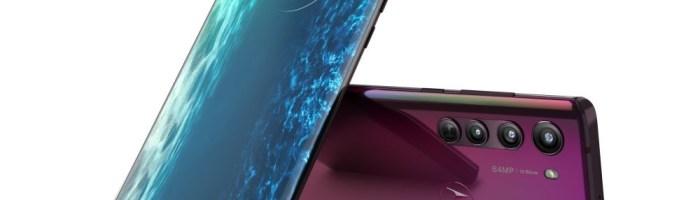 Motorola a lansat Edge si Edge+ - un telefon premium si un mid-range cu preturi pe masura