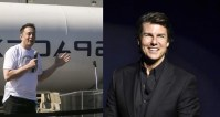 Tom Cruise vrea sa faca un film… in spatiu…