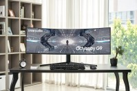 Samsung Odyssey G9 – monitor curbat de 49 inch
