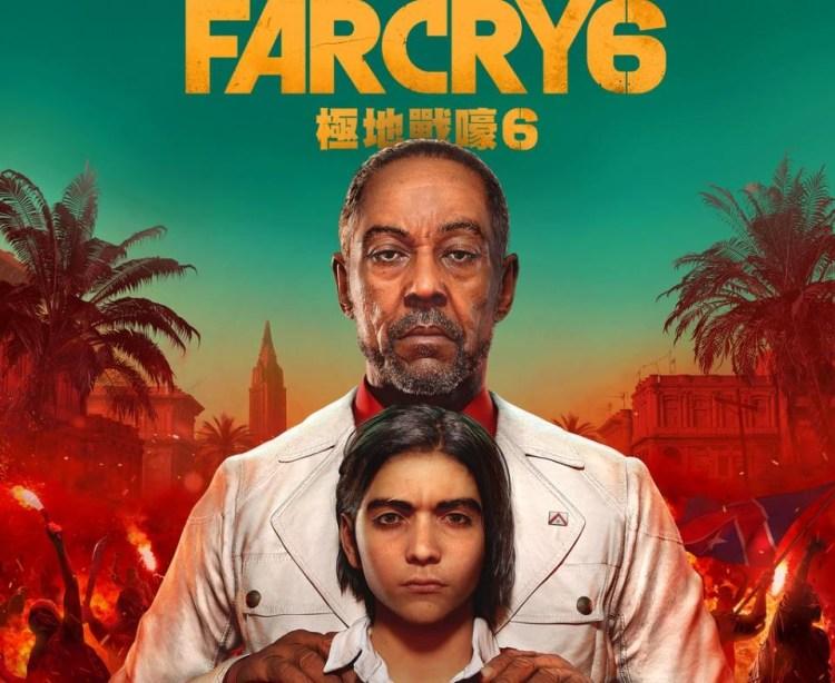 Far Cry 6 - actorul Giancarlo Esposito in rol principal
