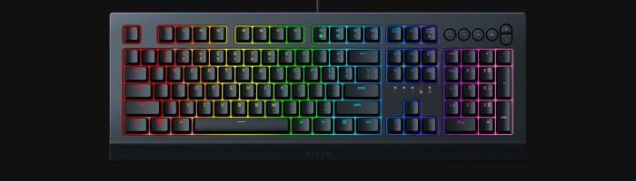 Razer a lansat tastatura Cynosa V2