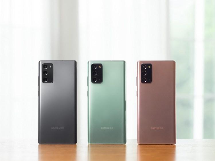 Samsung Galaxy Note 20 a fost lansat astazi