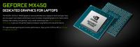Nvidia a lansat placa video MX450 pentru laptop-uri