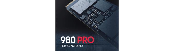SSD-ul Samsung 980 Pro disponibil in curand